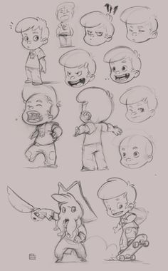 How to Draw a Baby : Drawing Babies Step by Step Lesson in