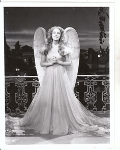 Jeanette MacDonald. I Married an Angel. 1942.