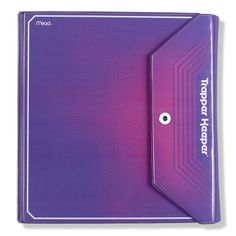 A Trapper Keeper takes organization to a colorful level | Mead® Trapper Keeper