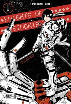 Knights of Sidonia - This is a Netflix Original  I was so surprised by the story and the art. I really, really like it. I cannot wait for it to be continued :D