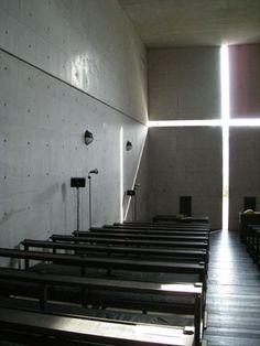 Ibaraki Kasugaoka Church / Tadao Ando / Osaka,Japan
