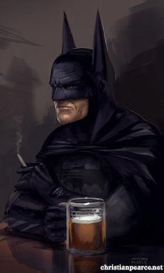 Booze Bat - ChristianPearce