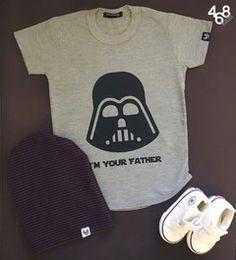 Camiseta Cinza Darth Vader