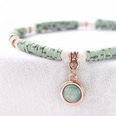 What can you make with the new Katsuki beads? Trendy Jewelry, Cute Jewelry, Jewelry Trends, Jewelry Crafts, Jewelry Art, Beaded Jewelry, Jewelry Design, Beaded Bracelets, Handmade Bracelets