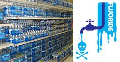 Your Bottled Water is Filled With Fluoride! Learn What Brands to Avoid!