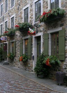 Old City, Quebec