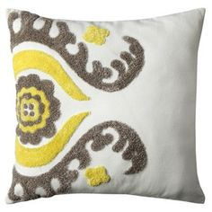 Boho Boutique™ Nikko Terry Embroided Decorative ... : Target Mobile