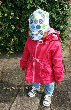 Sommermützen FREEBOOK: Lybstes Beanie mit Schirm! - Lybstes. Rain Jacket, Windbreaker, Baby, Jackets, Fashion, Summer, Down Jackets, Moda, Fashion Styles