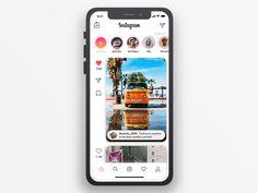 Dribbble - by Rodrigo Weilg Android App Design, Ios App Design, User Interface Design, Flat Design, Design Design, Design Ideas, Mobile Application Design, Mobile Ui Design, Moodboard App