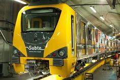 """CRÓNICA FERROVIARIA: Metrovías: Línea """"H"""" de Subte permanecerá cerrada ..."""