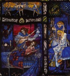 Harry Clarke, Stained Glass Rose, Stained Glass Windows, Melencolia I, St Agnes, City Gallery, Irish Art, Surreal Art, Japanese Art