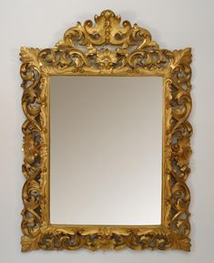 Mirrors were a very important part in the renaissance they could brighten up any room