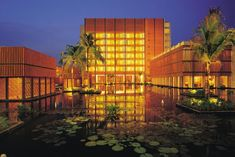 Situated in Kolkata, this 5-star property is modern and stylish. It provides free wireless internet, a fitness room and a golf course.   This elegant hotel offers a hair salon, a limousine service and valet parking. The on-site spa and wellness centre provides a variety of massages and body treatments.   There are 239 rooms at ITC Sonar Kolkata A Luxury Collection Hotel, each offering all the essentials to ensure a comfortable stay.