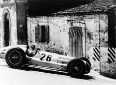 Rudolf Caracciola, Mercedes-Benz W154, 1938 Coppa Acerbo, Pescara