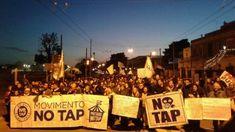 Lavoro Bari  A due attivisti notificato un foglio di via con divieto di ritorno a Lecce e Melendugno. Nella zona del corteo presenti circa 150 uomini delle forze di polizia  #LavoroBari #offertelavoro #bari #Puglia Lecce in mille sfilano al corteo contro Tap: 4 manifestanti fermati. Tensione con la polizia