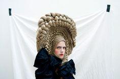 CRAZY HAIR // CuldeSac and Studio Marisol