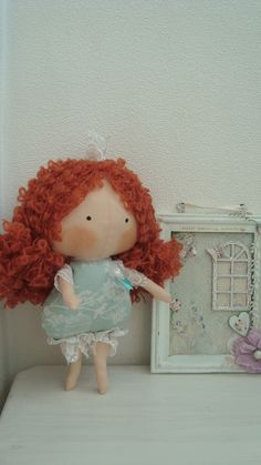 Вот и принцеска по имени Людовика:))Tilda sweetheart doll