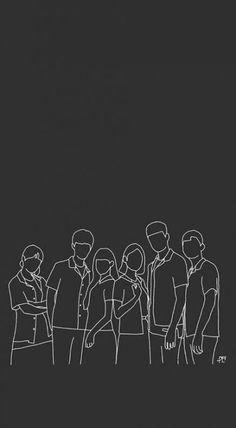 New Drawing Pencil Couple Ideas Teen Web, Character Illustration, Digital Illustration, Teen Wallpaper, Wattpad Book Covers, Web Drama, Girl Sketch, Korean Art, Cute Anime Couples