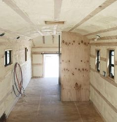 What a difference insulation makes! This bus is really starting to look like home. #nuroostbusconversion #skoolie #skoolieconversion #skoolielife #busconversion #buslife #schoolbus #bus #prisonbus #tinyhouse #tinyhouseonwheels #thow #homeiswhereyouparkit #buslifeadventure #adventuremobile #diycamper #freedomvessel #projectvanlife #findyouraway #goRVing #getoutstayout #projectvanlife #vanlifediaries #livesimply #vanlifeideas #vanlifers #vsco