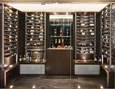combination wine racks toronto