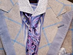 What a tie! Pitti uomo 2012