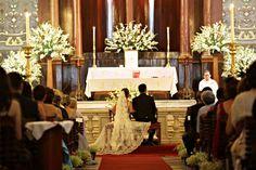 decoraciones florales para iglesias - Buscar con Google