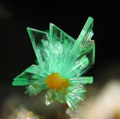 Annabergite from Greece | Buy natural #gemstones online at mystichue.com