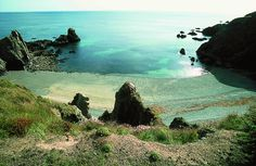 Copper Coast Geopark in Waterford, Co Waterford