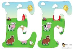 Carson Dellosa Education Farm Shape Stickers - Perfect For Reward Or Recognition, Each Pack Of These Acid-free And Lignin-free Includes 72 Stickers! Available In A Wide Variety Colors Shapes, Are An Essential Addition To Any Teacher& Desk! Farm Birthday, Animal Birthday, Alfabeto Animal, Hickory Dickory Dock, Farm Unit, Toy Barn, Farm Party, Farm Theme, Animation