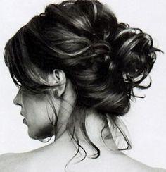 Easy Updos For Medium Hair | Easy Hairstyles For Short Hair