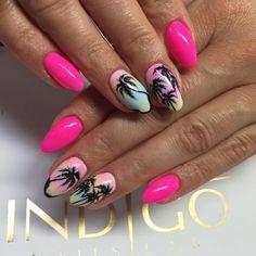 Popstar Gel Brush | Indigo Nails