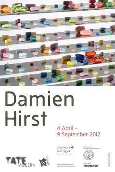 Damien Hirst - Lullaby/The Seasons - Tate Modern - 2012