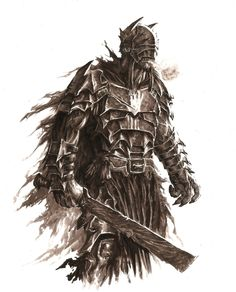 Armored Batman? Batman Uruk-hai? Studio per challenge tra concept artist.