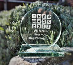 So this Friday was the annual #MadBlogAwards which is held in London and run by @Tots100. This year I was a finalist in the Photo category which was already amazing to me and I was even more shocked when my name was called out.  So there could only be one photo to use for #MySundayPhoto