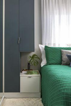 Confira dicas de como decorar apartamento pequeno! Clique no link! (Foto: Evelyn Müller) #decor #decoração #decoration #decoración #apartamento #apartamentospequenos #apartment #casavogue