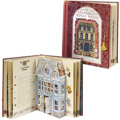 The Met Store - The Enchanted Dolls' House Pop-Up Book