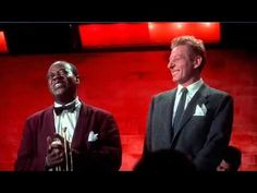 Danny Kaye & Louie Armstrong - When the Saints Go Marching In  Why are there no men like this anymore?