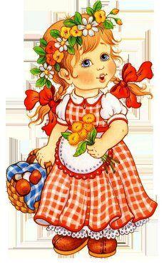 les meli melo de mamietitine - Page 27 Holly Hobbie, Tatouage Mama, Cute Images, Cute Pictures, Teddy Images, Sarah Kay, Digi Stamps, Cute Dolls, Vintage Pictures