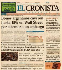 Diario El Cronista Comercial