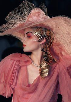christian dior fashion haute couture john galliano