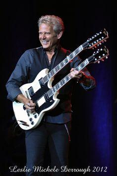 Don Felder, guitar player for the Eagles