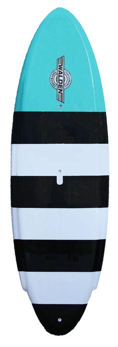 Sold 8'6 Mega SUP 21778 – Walden Surfboards Walden Surfboards, Mega Series, Surf Gear, Hand Shapes, Surf Shop, Blue Stripes, Surfing, Surf Store, Surf