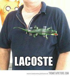 Lacoste win