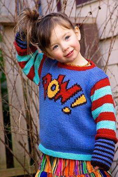 Petite Purls free pattern