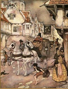 The Art of Anton Pieck.