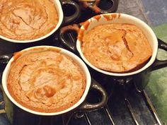 Thanks for dinner: Chocoladecake in mini-pannetjes