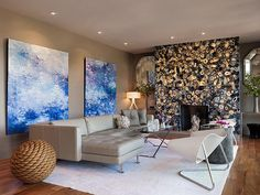 Design Behind the Living Room Sofa : Page 04 : Interior Remodeling : HGTV Remodels