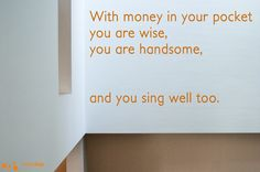 wise and handsome #funny quotes #cool quotes #Jewish quotes
