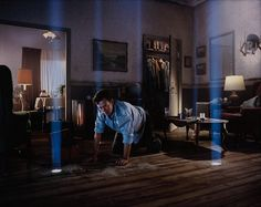 Gregory Crewdson Untitled (Dylan on the Floor), 2001