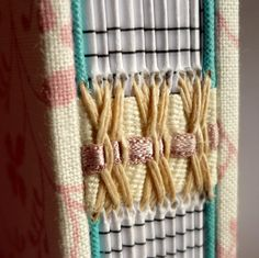 Kate Bowles Books : New Stitches .... http://katebowles.blogspot.be/2014/07/new-stitches.html